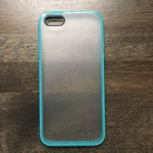 Accessories - iPhone 5 Frosted Teal Case